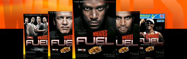 Wheaties Fuel